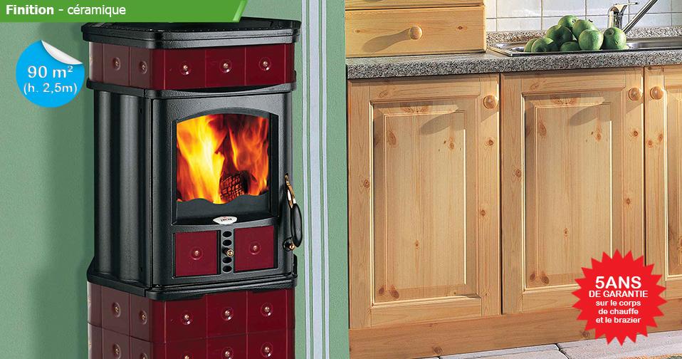 Lincar - Poêles à pellets, poêles à bois et cuisinière à bois. La ...